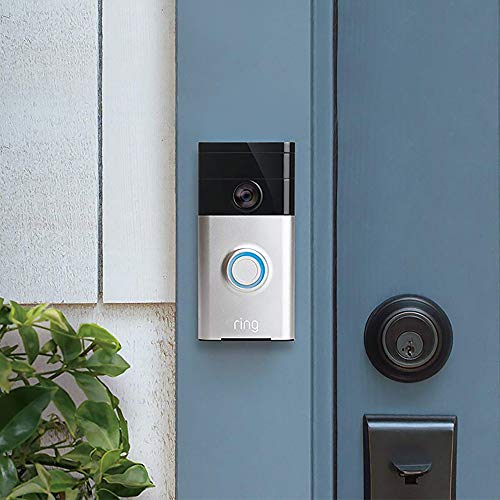 Ring Video Doorbell | HD video doorbell with motion-activated notifications and two-way talk